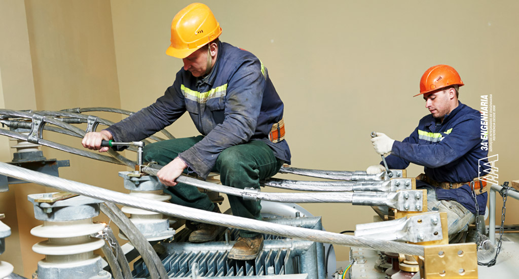 Instalação e Manutenção de Subestações